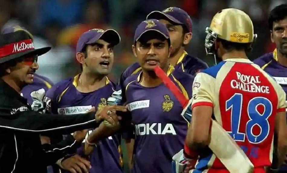 Rajat Bhatia recalled heat of moment between Virat Kohli and KKR skipper Gautam Gambhir during IPL