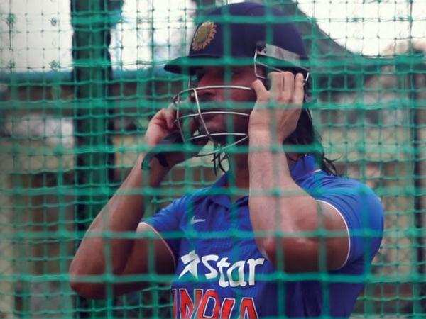 सुशांत में छिपा था एक क्रिकेटर