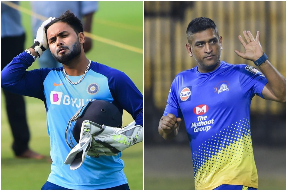 Four big records of Risabh Pant which MS Dhoni still could not make