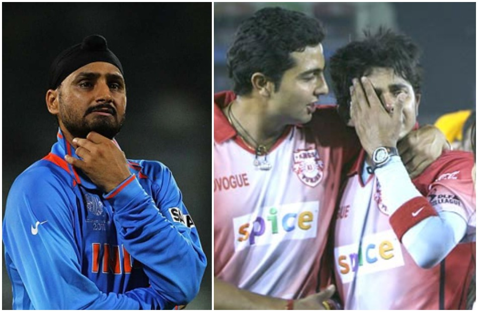 Sreesanth says he begged and cried for Harbhajan Singh after IPL 2008 slap-gate