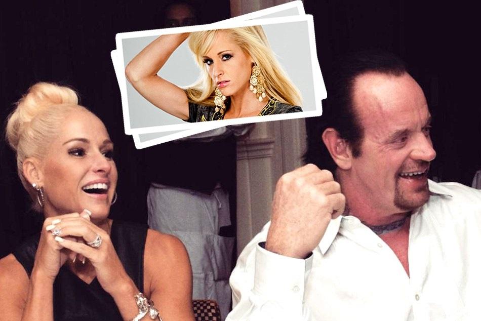 बेहद खूबसूरत है 'WWE किंग' द अंडरटेकर की पत्नी, फिटनेस पर देती हैं पूरा ध्यान