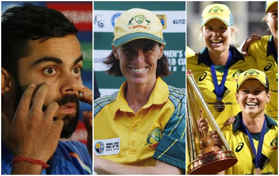 Top five female cricket records that were made even before in men cricket