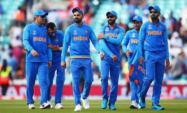 2019 वर्ल्ड कप की टीम इंडिया-