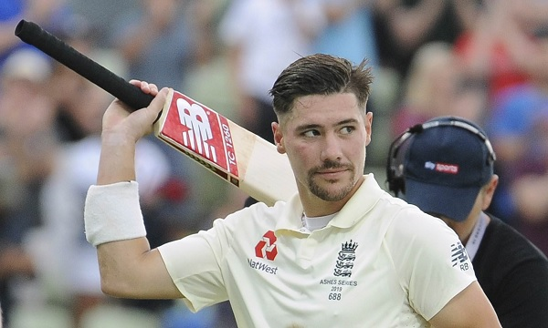 रोरी बर्न्स, डोम सिबली सलामी बल्लेबाज-