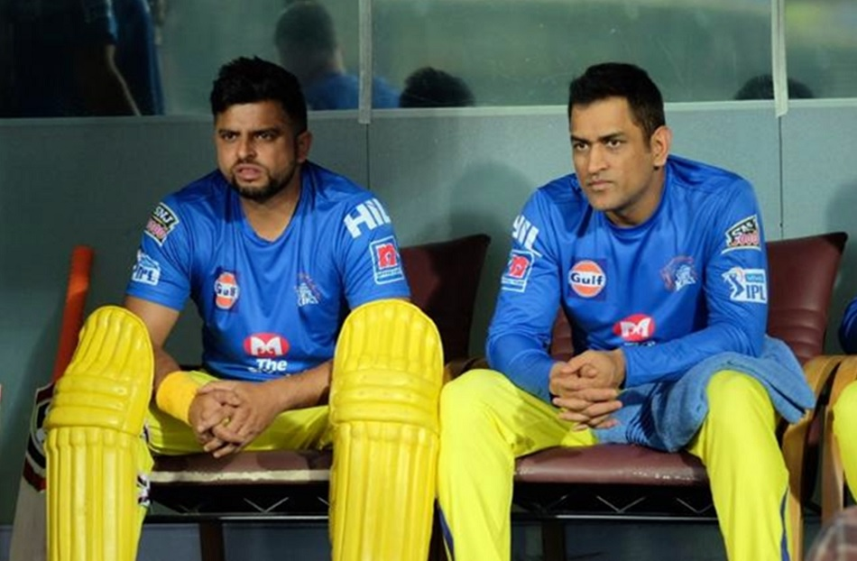 Suresh Raina regards Rohit Sharma as the next MS Dhoni for India in captaincy