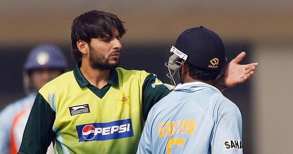 भारत के खिलाफ तीन टेस्ट और दो एकदिवसीय शतक हैं अफरीदी के नाम-