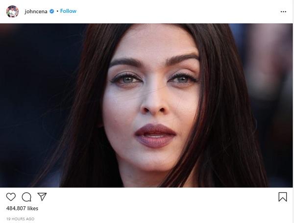 पोस्ट पर भारतीय फैंस ने ली चुटकी-