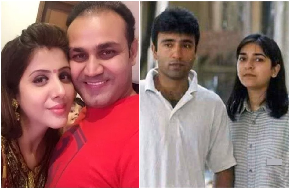 7 Cricketers who fall in love with their cousins or mates wives, then tie knot with marriage