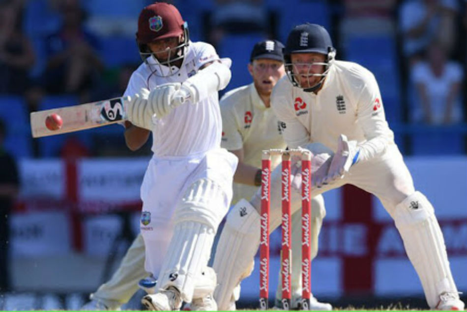 ENG vs WI: 23 साल के युवा खिलाड़ी ने की इंग्लिश गेंदबाजों की धुनाई, बना दिये ताबड़तोड़ 85 रन