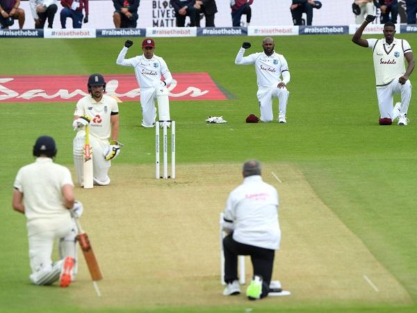 लगभग साढे़ 4 महीने बाद देखने को मिला कोई टेस्ट मैच