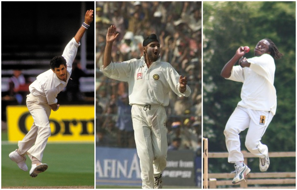 5 cricketers born on 3 July in a difference of 30 years, who together took 1090 Test wickets