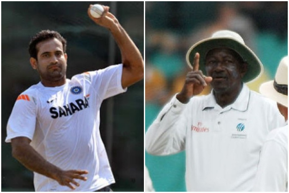 Irfan Pathan says Steve Bucknor did 7 mistakes that cost India a test match vs Australia