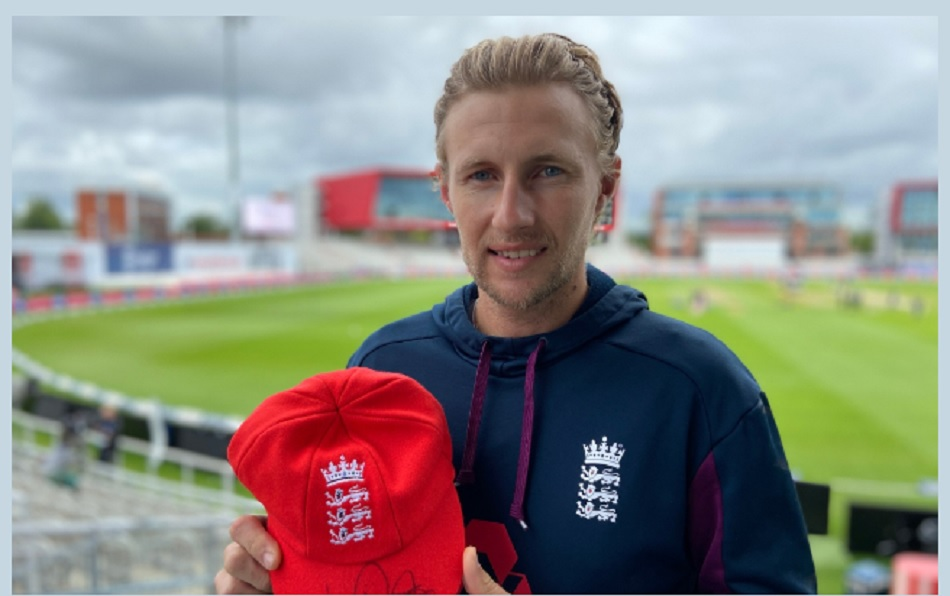 ENG vs WI 3rd test: Both team players sport red cap in honour of Andrew Strausss late wife Ruth