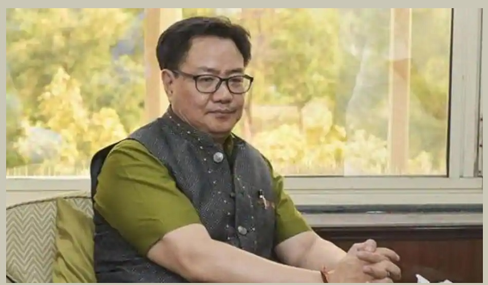 Olympic Podium Junior Scheme Kiren Rijiju said India will be competing for a top-10 in 2028 Olympics