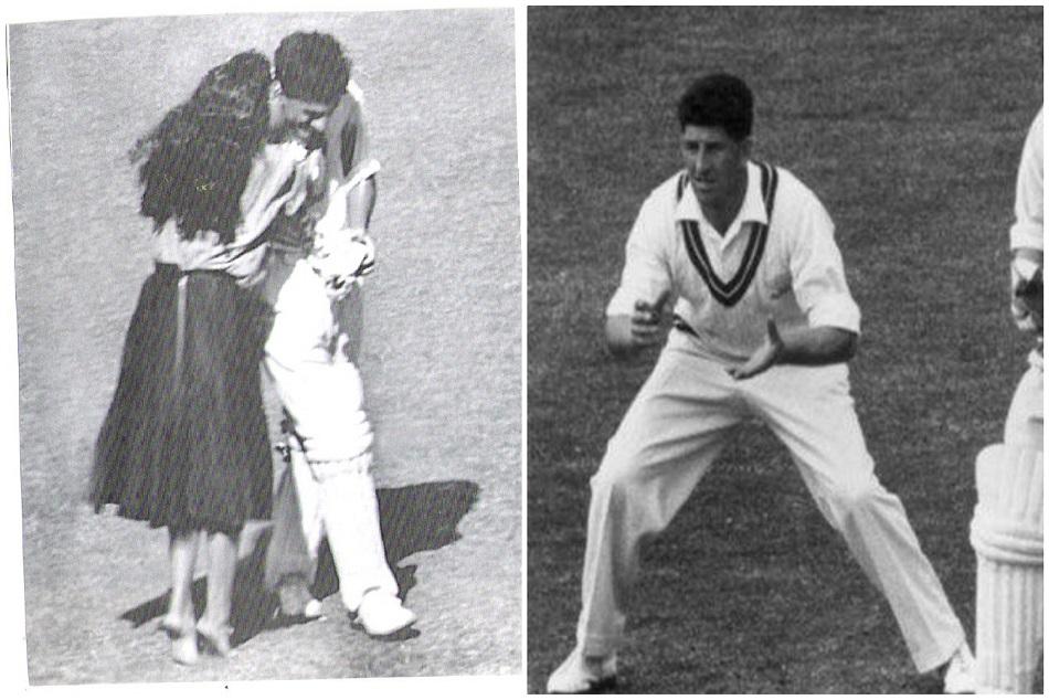 वो पहला भारतीय क्रिकेटर, जिसे लड़की ने सबके सामने किए थे 13 'KISS'