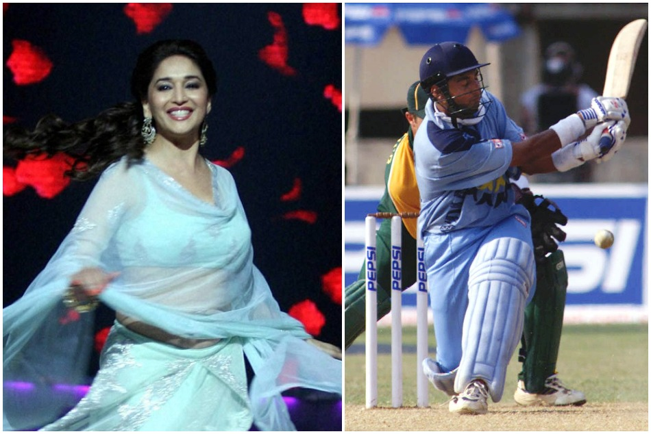 Madhuri Dixit was in love with Ajay Jadeja, marriage did not happen due to two reasons