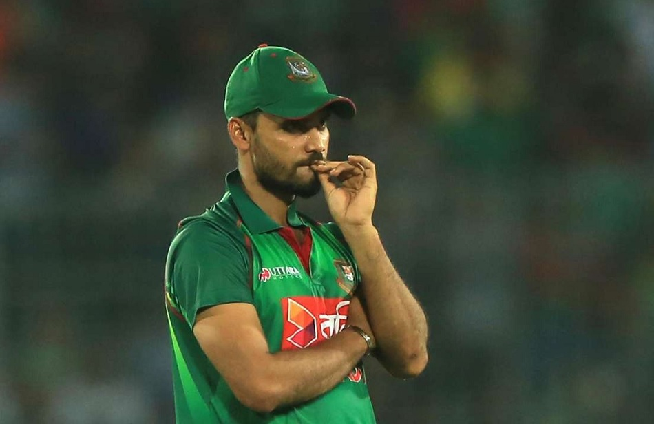 Mashrafe Mortaza recovers from Covid-19, wife still postive in test