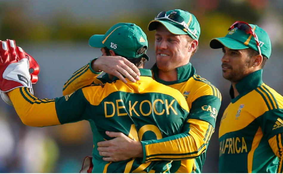 Quinton de Kock says AB de Villiers was pretty much part of postponed T20 WC