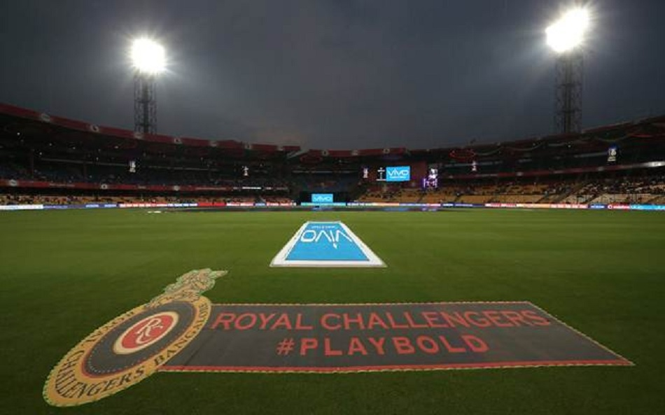 Chinnaswamy stadium of RCB will be converted into a care center for COVID-19 cases