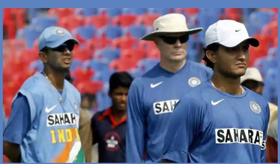 Sourav Ganguly says it was him not Greg Chappell who had to bat against Akram, McGrath, Akhtar