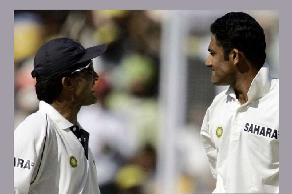 ICA chief recalls his effort to make Sourav Ganguly captain while kumble and jadeja in queue