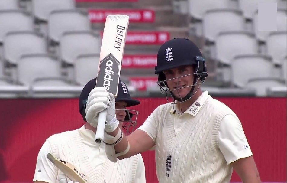 Eng vs WI: Stuart Broad says Shane Warne was his inspiration behind 33 ball fifty