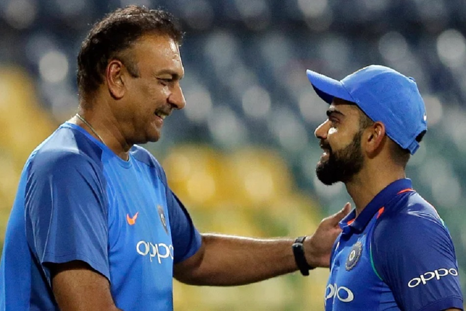 Virat Kohli revelas advice given from Ravi Shastri helps him in England 2018 tour