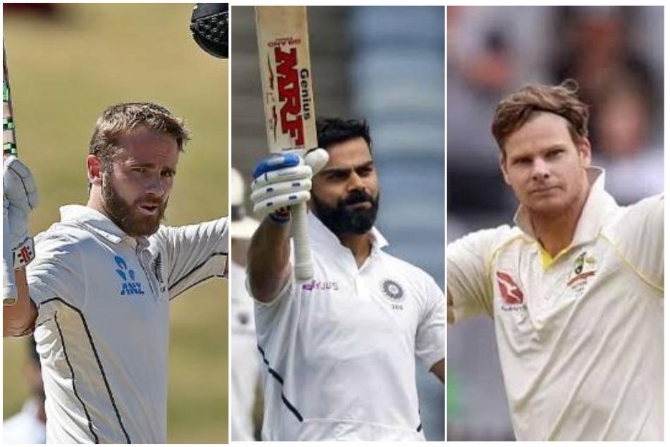 Angelo Mathews choose most consistent batsman between, Kohli, Smith, Root, Williamson