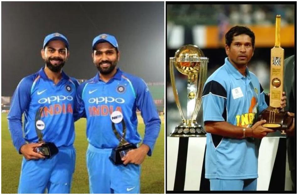 सचिन, कोहली या रोहित? वसीम जाफर ने चुना सफेद गेंद में भारत का सर्वश्रेष्ठ क्रिकेटर