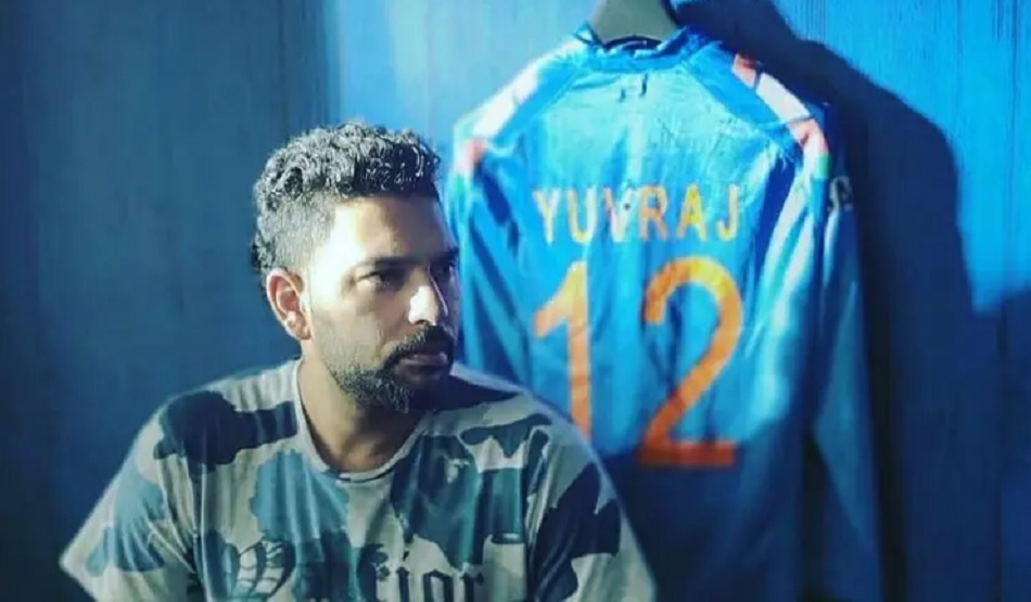 Yuvraj Singh says it was Sachin Tendulkar who inspired him for comeback after cancer