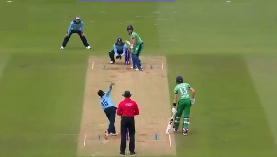 Eng vs Ire: Adil Rashid classic googly bowled Kevin O brien- Watch