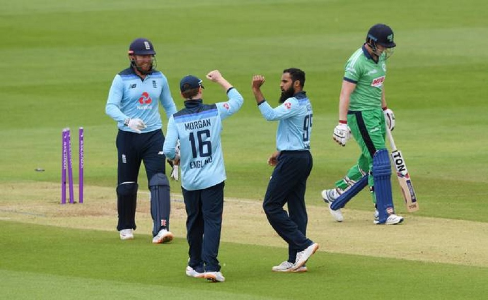 Eng vs Ire: Adil Rashid took 150 ODI wicket, becomes first english spinner to achieve this