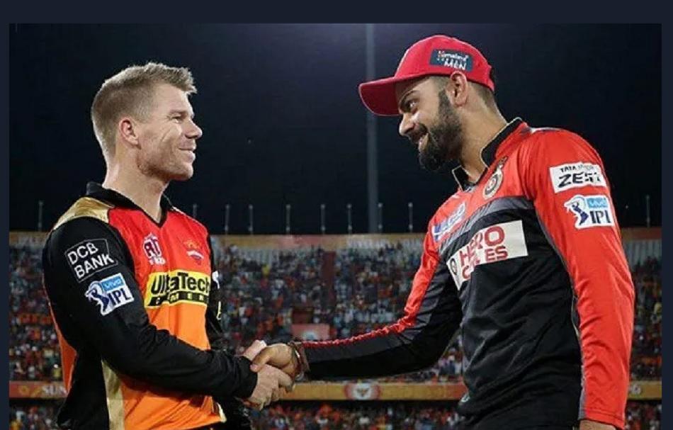 David Warner has taken a hilarious jibe on Royal Challengers Bangalore winning IPL 2020