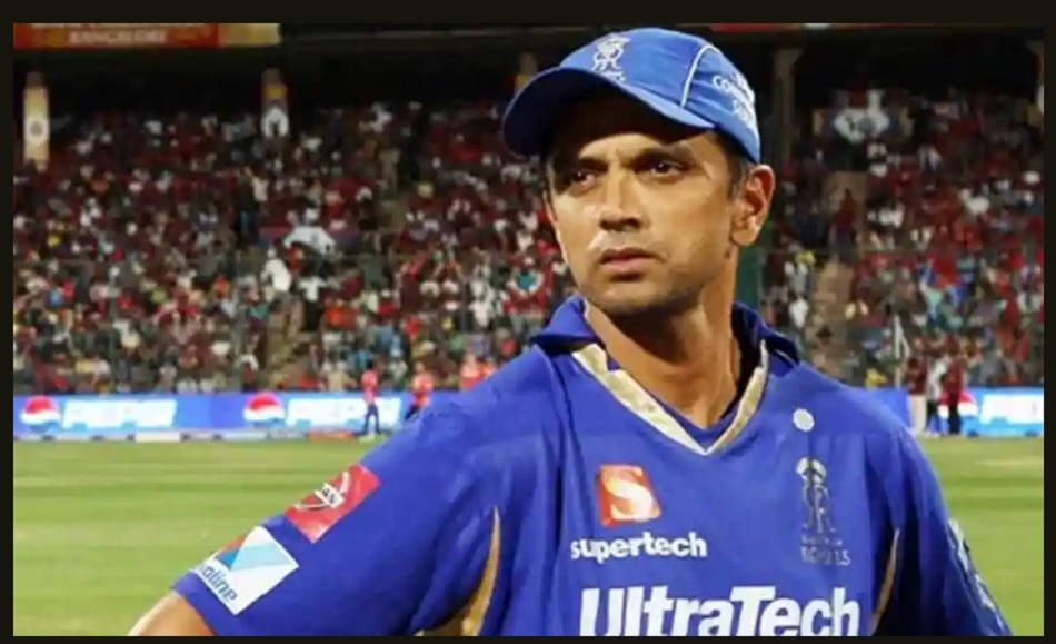 Rahul Dravid helped Brad Hogde to develop an explosive T20 hitter for Rajasthan Royals