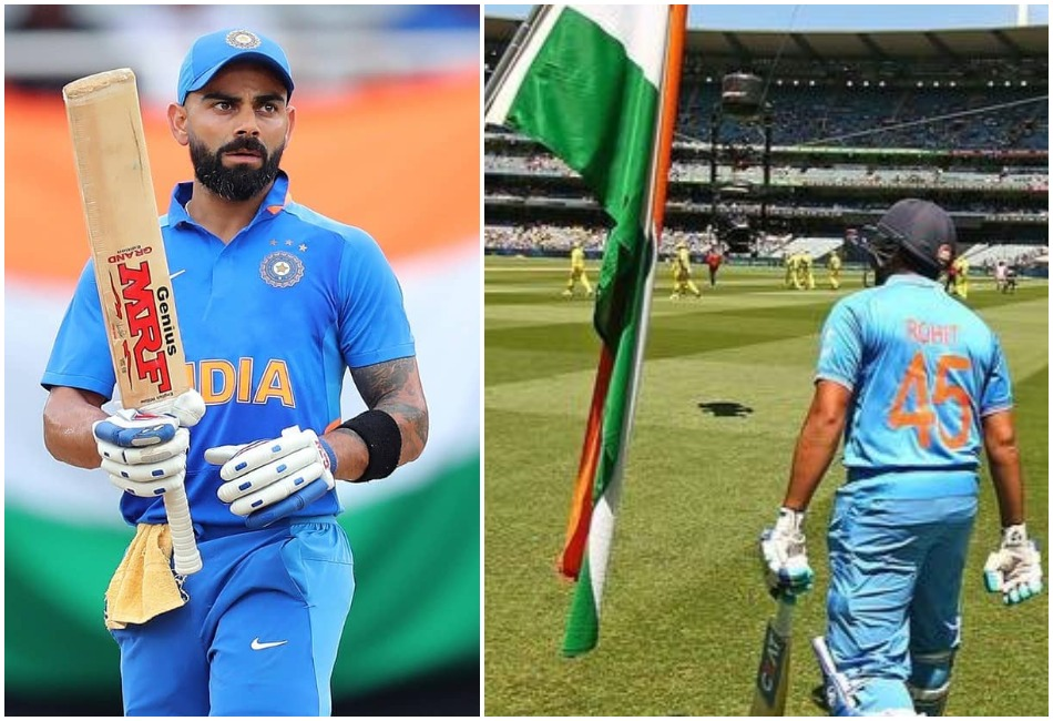74th Independence day: Virat-Rohit congratulates on Independence Day, sports celebrities tweeted