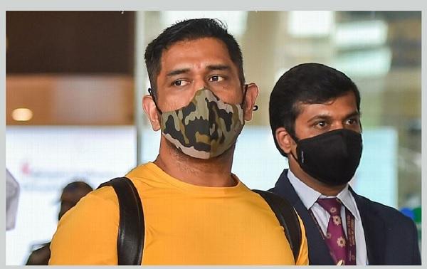 इस समय चेन्नई में मौजूद हैं धोनी-
