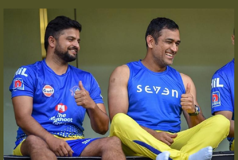 Suresh Raina reveals why he and MS Dhoni retired on 15th of August