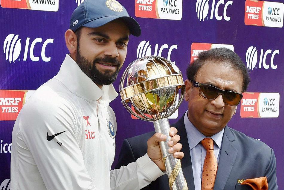 Sunil Gavaskar regards Virat Kohlis team as the best in history of indian test cricket