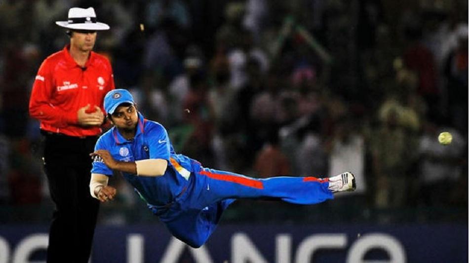 Suresh Raina picked his best five fielders to specific fielding position, Virat Kohli not included