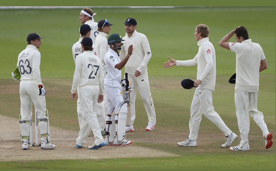 Eng vs Pak: England won test series first time in 10 years against pakistan