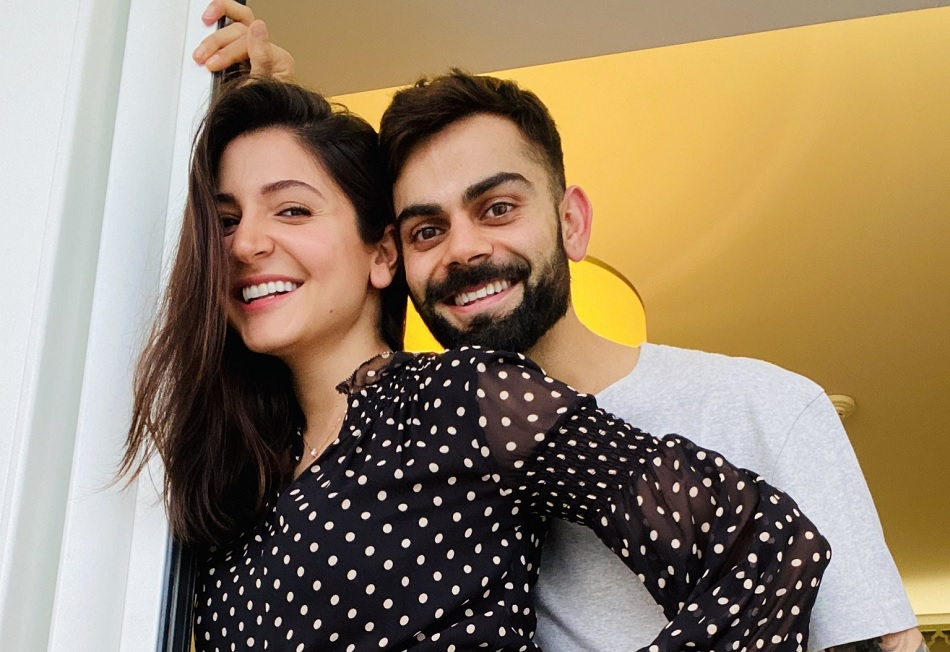 Virat Kohli is going to be a father, shares picture with Anushka Sharma baby bump