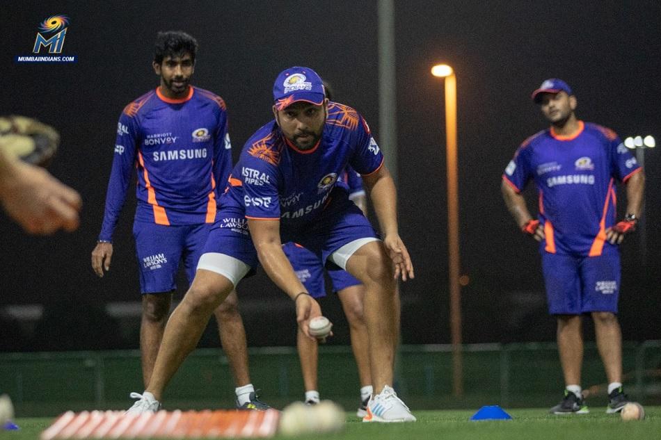 IPL 2020: Mumbai Indians begin its training in UAE