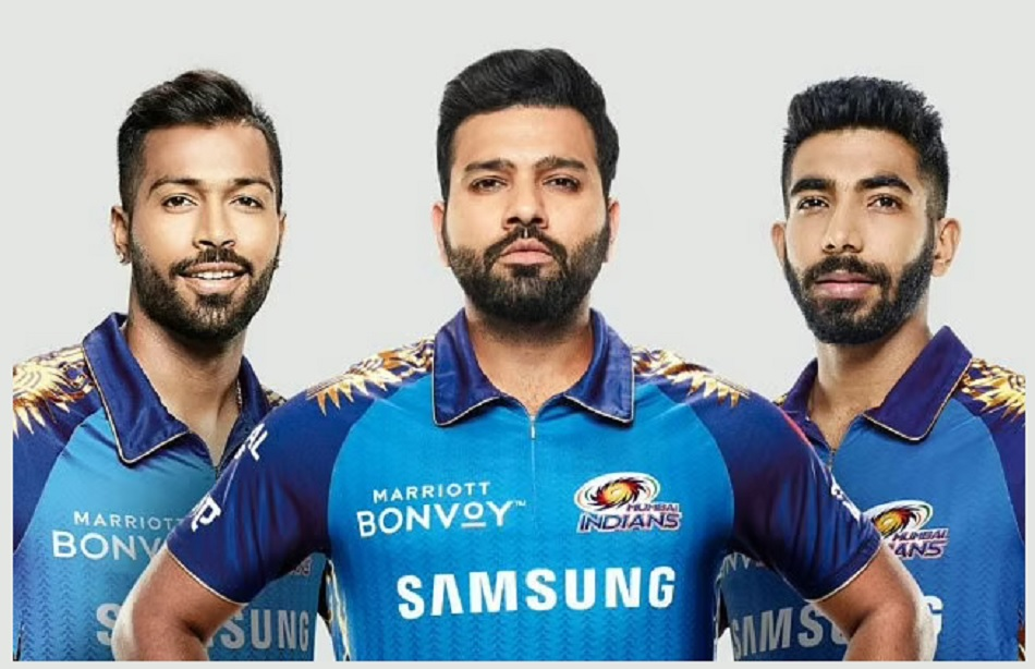 IPL 2020: Mumbai Indians unveils his new jersey for 13th season