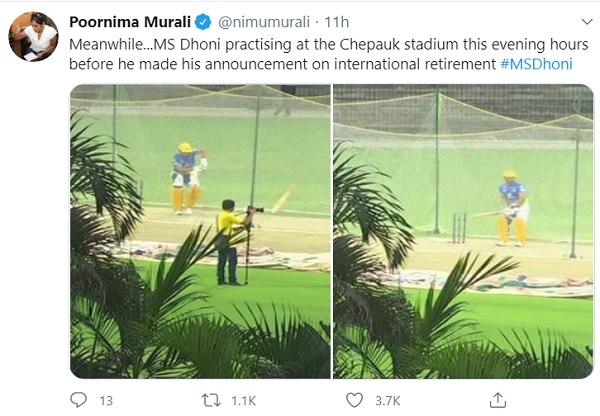 चौथी बार चेन्नई को आईपीएल जिताने पर जोर-