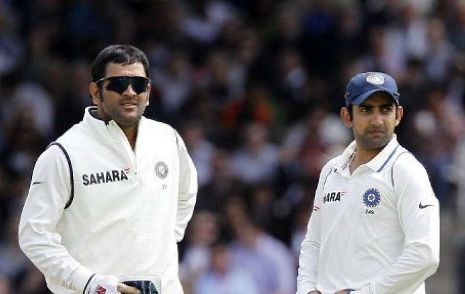 Gautam Gambhir reveals about one record of MS Dhoni which will stay forever