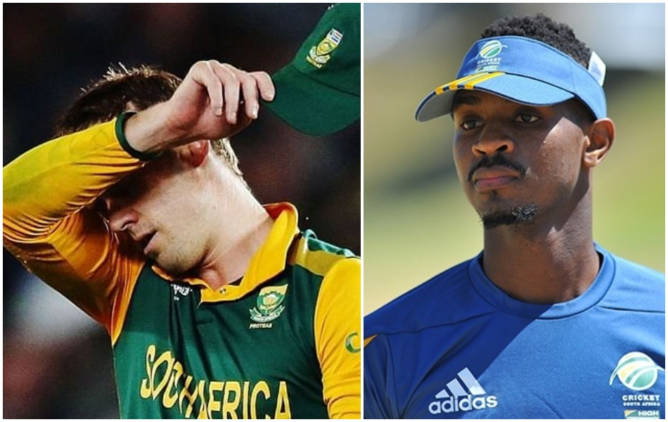 AB De Villiers had blocked Khaya Zondo inclusion by threatened to walk out of India tour- Reports