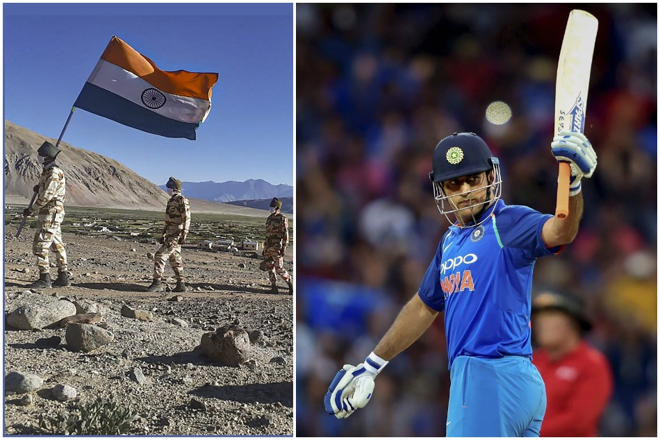 MS Dhoni childhood friend reveals why MS Dhoni announced his retirement on Independence Day