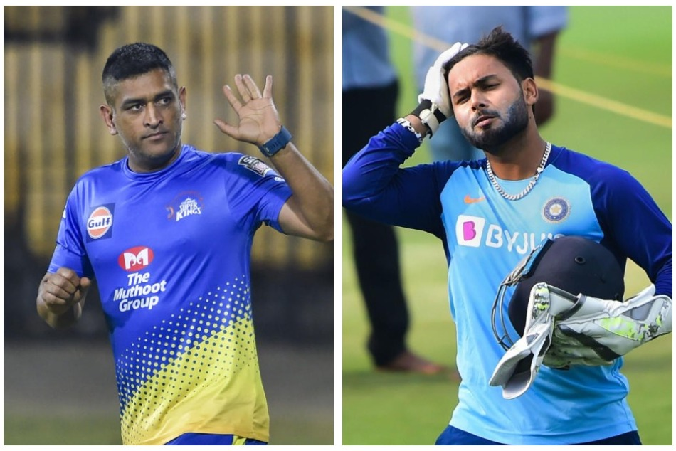 MS Dhoni could not break 4 records of Rishabh Pant in his 16 glorious international career