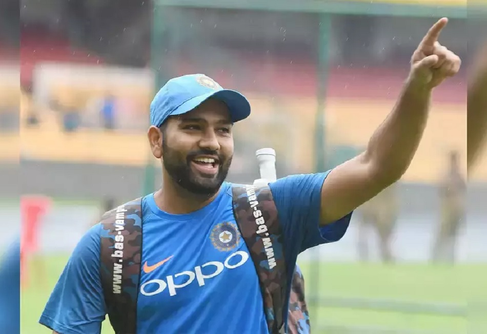 Rohit Sharma reveals his fist income was not from salary, and how he spend it with friends