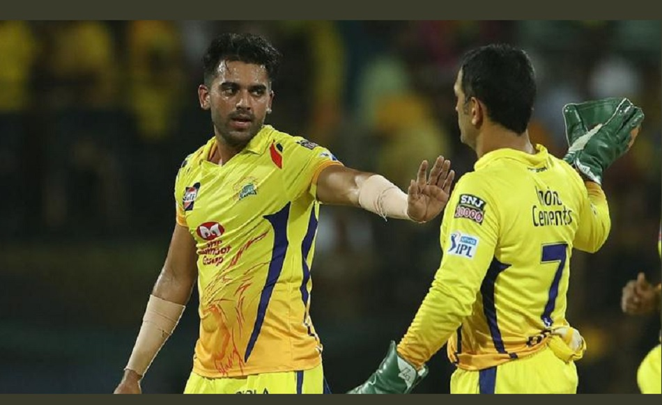 IPL 2020: Deepak Chahar shares Video about his recovery from Covid-19, watch
